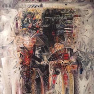 Abdallah Khaled contrasti notturni II