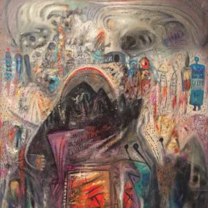 Abdallah Khaled contrasti notturni
