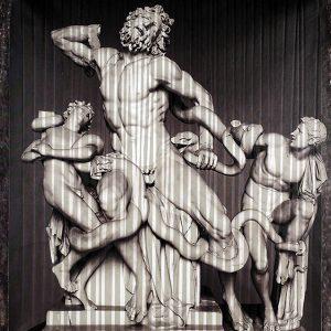 Andrea Chisesi Laocoon 130x130 zanini arte