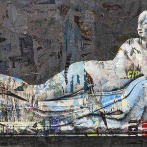 Andrea Chisesi Naiade 150x100 zanini arte