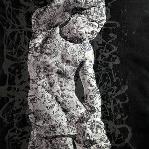 Andrea Chisesi Prigioni I 150x120 zanini arte