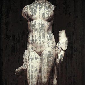 Andrea Chisesi Venere 120x100 zanini arte