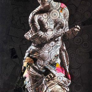 Andrea Chisesi Venere I 150x100 zanini arte