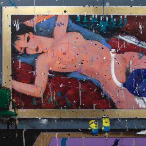 Blend 50 x 70 Modigliani