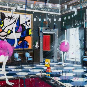 Blend 70 x 100 Magritte