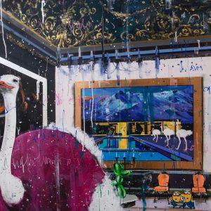 Blend 80 x 120 Hockney