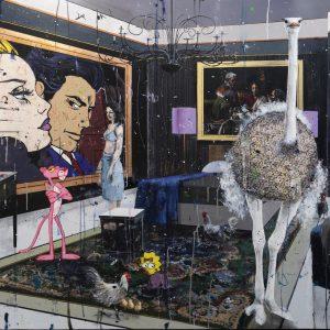 Angelo Accardi Blend zanini arte