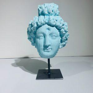 Buddha_Daniele Fortuna_Zanini Arte 18 x 19 x 15