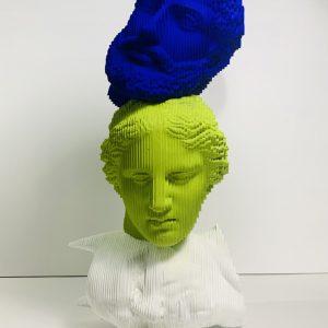 Daniele Fortuna Heads will roll zanini arte 1
