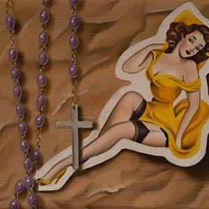 Flashback (1950-2001) 1952 Papa Pio XII censura i balli moderni cm. 11,5 x 15.