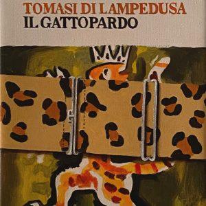 Flashback (1950-2001) 1958 Esce Il Gattopardo cm. 11,5 x 15.
