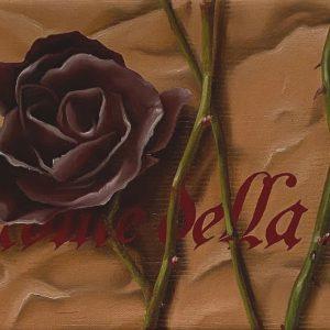 Flashback (1950-2001) 1980 Esce il nome della Rosa cm. 11,5 x 15.