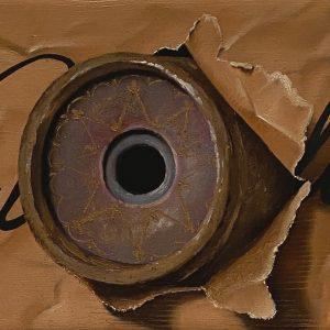 Flashback (1950-2001) 1992 Riabilitazione Galileo Galilei cm. 11,5 x 15.