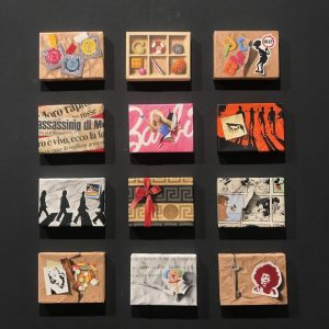 Flashback (1950-2001)cm. 11,5 x 15.
