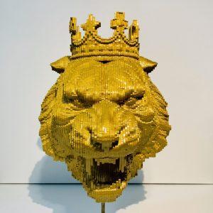 I'm the King_Daniele Fortuna_Zanini Arte 50 x 36 x 42-min