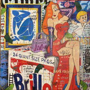 Jisbar Art Model zanini arte