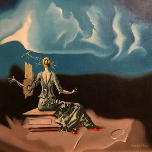 La donna dal cielo lontano