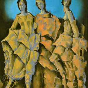 Lanfranco. le tre sorelle