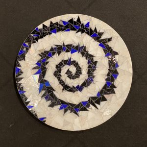 Le due spirali diametro cm 41
