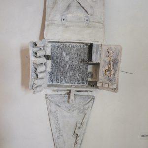 Pittura da viaggio N° 5 cm. 200x 50 x 30