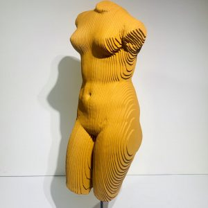 Venus Murakami_Daniele Fortuna_Zanini Arte 60 x 26 x 18-min